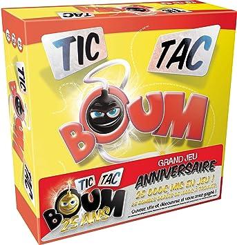 Asmodée TTB01S Tic Tac Boum - Juego de mesa [importado de Francia]: Amazon.es: Juguetes y juegos