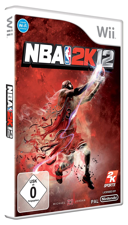 NBA 2K12 - Nintendo Wii: Amazon.es: Videojuegos