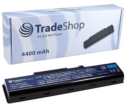 Trade-Shop Batería 4400 mAh para Packard Bell EasyNote TJ68 TJ71 TJ72 TJ73 TJ74 TJ75 TJ76 ...