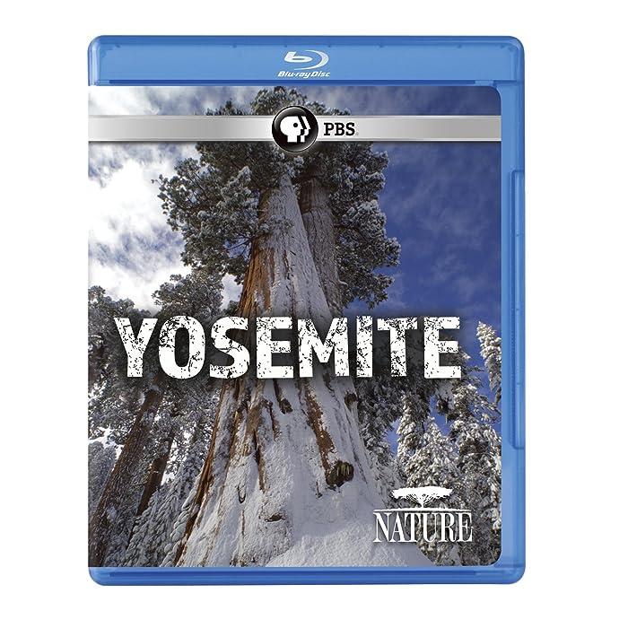 NATURE: Yosemite Blu-ray