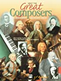 Meet the Great Composers, Bk 1: Short Sessions on the Lives, Times and Music of the Great Composers (Learning Link)