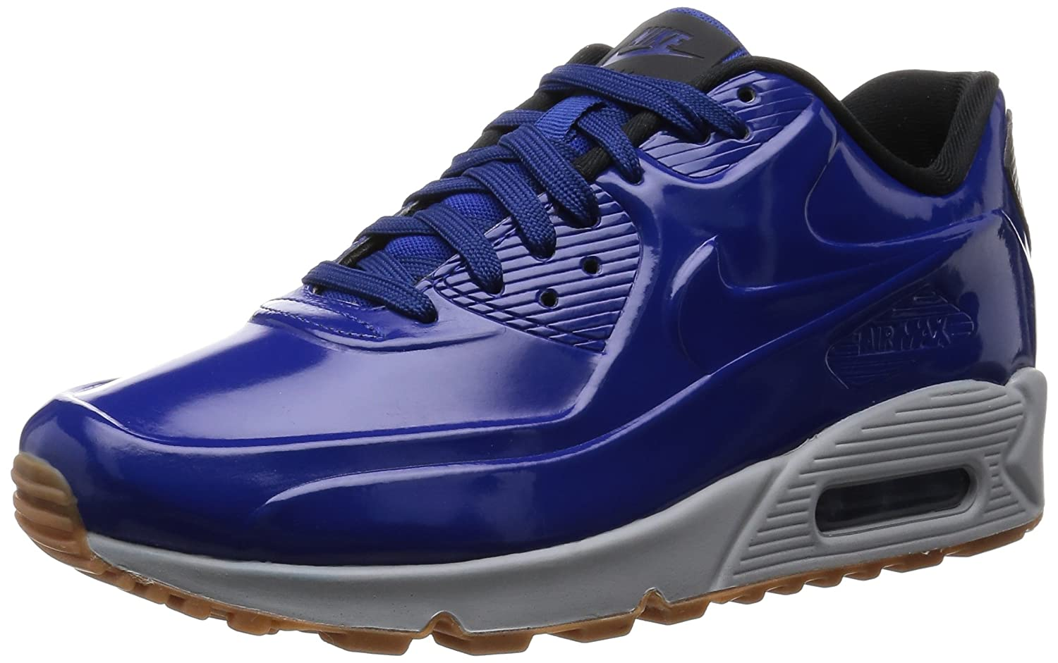 check out dfbb9 ac392 Amazon.com   Nike air max 90 VT QS Mens Trainers 831114 Sneakers Shoes (12  M US, deep Royal Blue Wolf Grey 400)   Fashion Sneakers