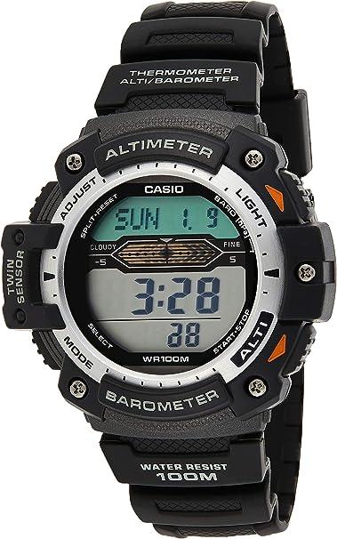 23€23 sur Montre Homme Casio Sport SGW 450HD 1B Montre