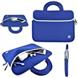 "KOZMICC 14 - 14.1 "" Laptop Sleeve Portable Case Bag Handle Pouch Cover for Dell, HP, Acer, Asus, Lenovo, Samsung"