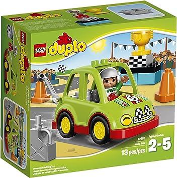 LEGO DUPLO Rally Car 10589 by LEGO: Amazon.es: Juguetes y juegos