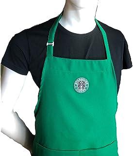 Amazon Com Starbucks Coffee Company Barista Apron Home
