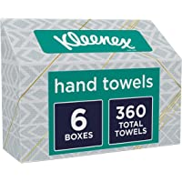 360-Count Kleenex Disposable Hand Towels