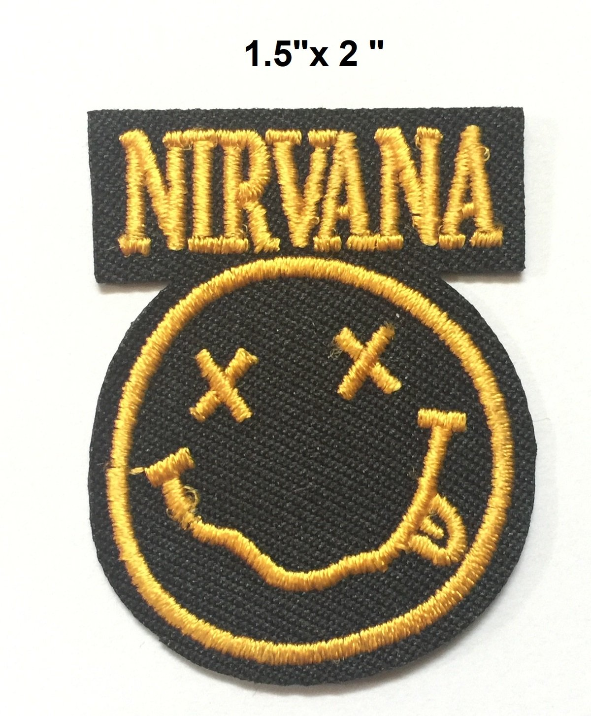 Set patch of Iron on Band Patches Rock Music Band #12,Guns n Roses Patch,AC DC ACDC Patch,Misfits Rock Music Band Patch,Slipknot patch,Nirvana,Iron Maiden Patch,The Beatles Band Patch, Sublime Patch