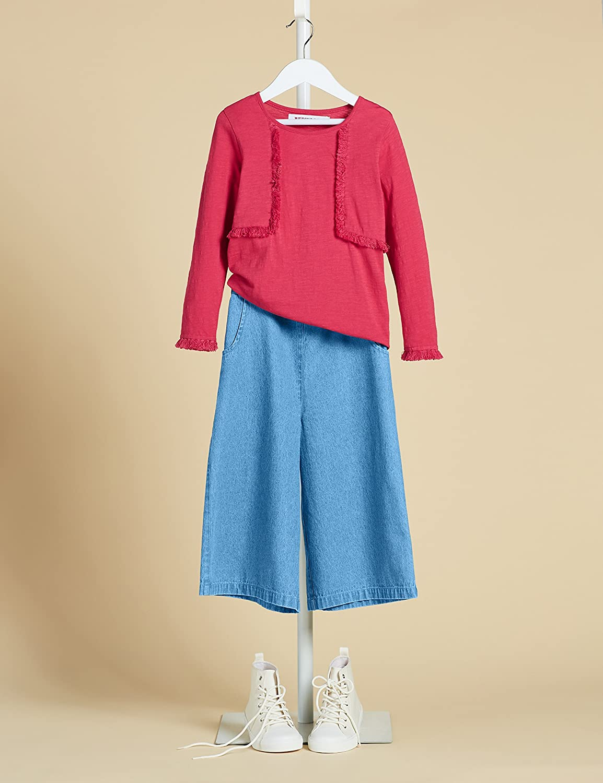 RED WAGON Girls Chambray Culotte
