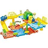 Saffire Classic Toy Train Set, Multi Color