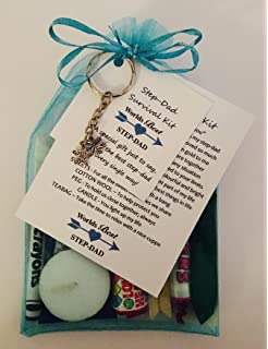 SMILE GIFTS UK Stepdad\'s Survival Kit Gift (Great novelty gift for ...