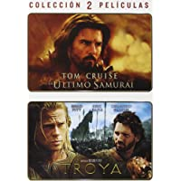 Pack: El Último Samurái + Troya [DVD]
