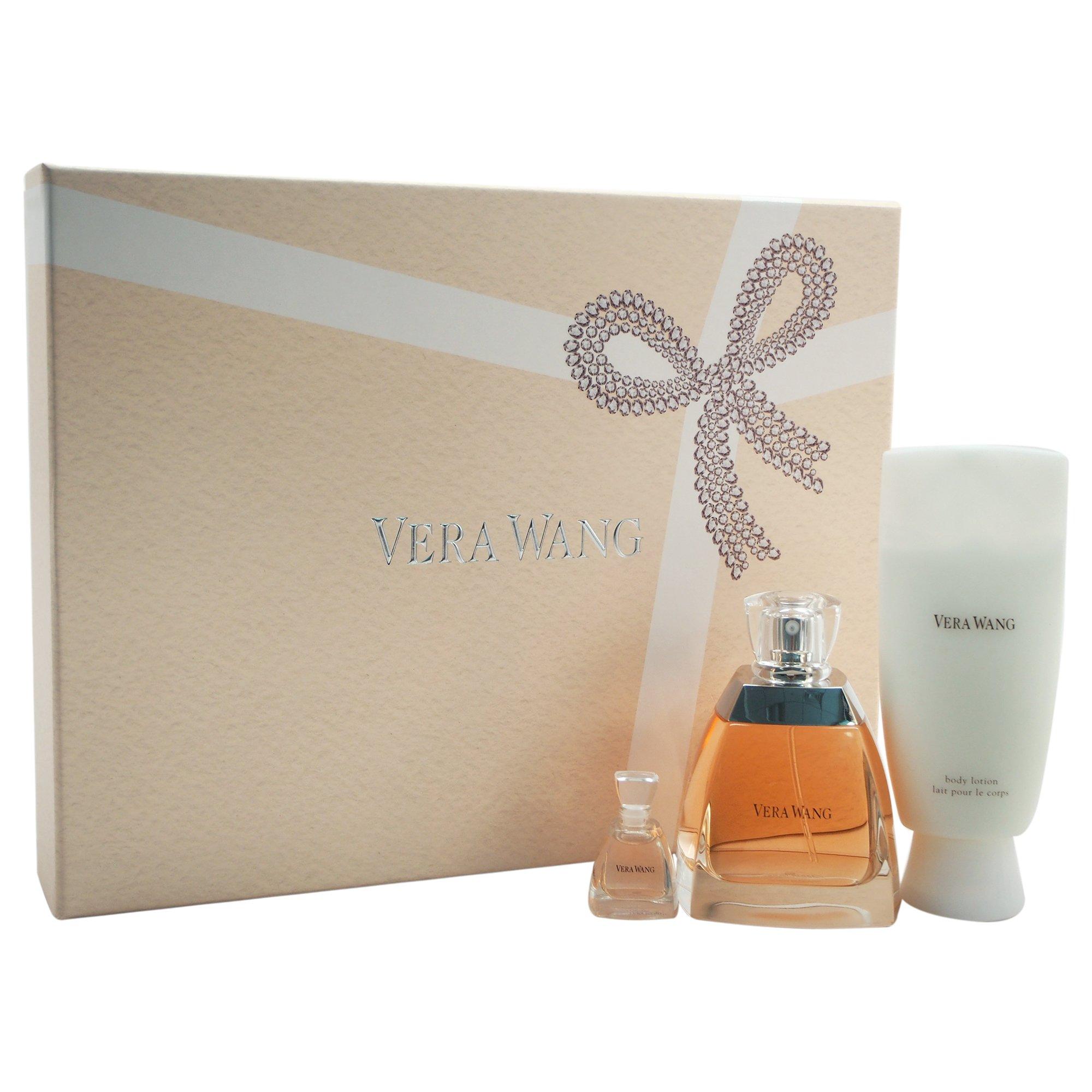 Vera Wang Vera Wang 3 Pc Gift Set