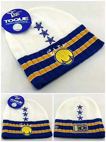 1927638a8a5 Image Unavailable. Image not available for. Color  New Era Golden State  Warriors Street All Star SF The City Beanie ...