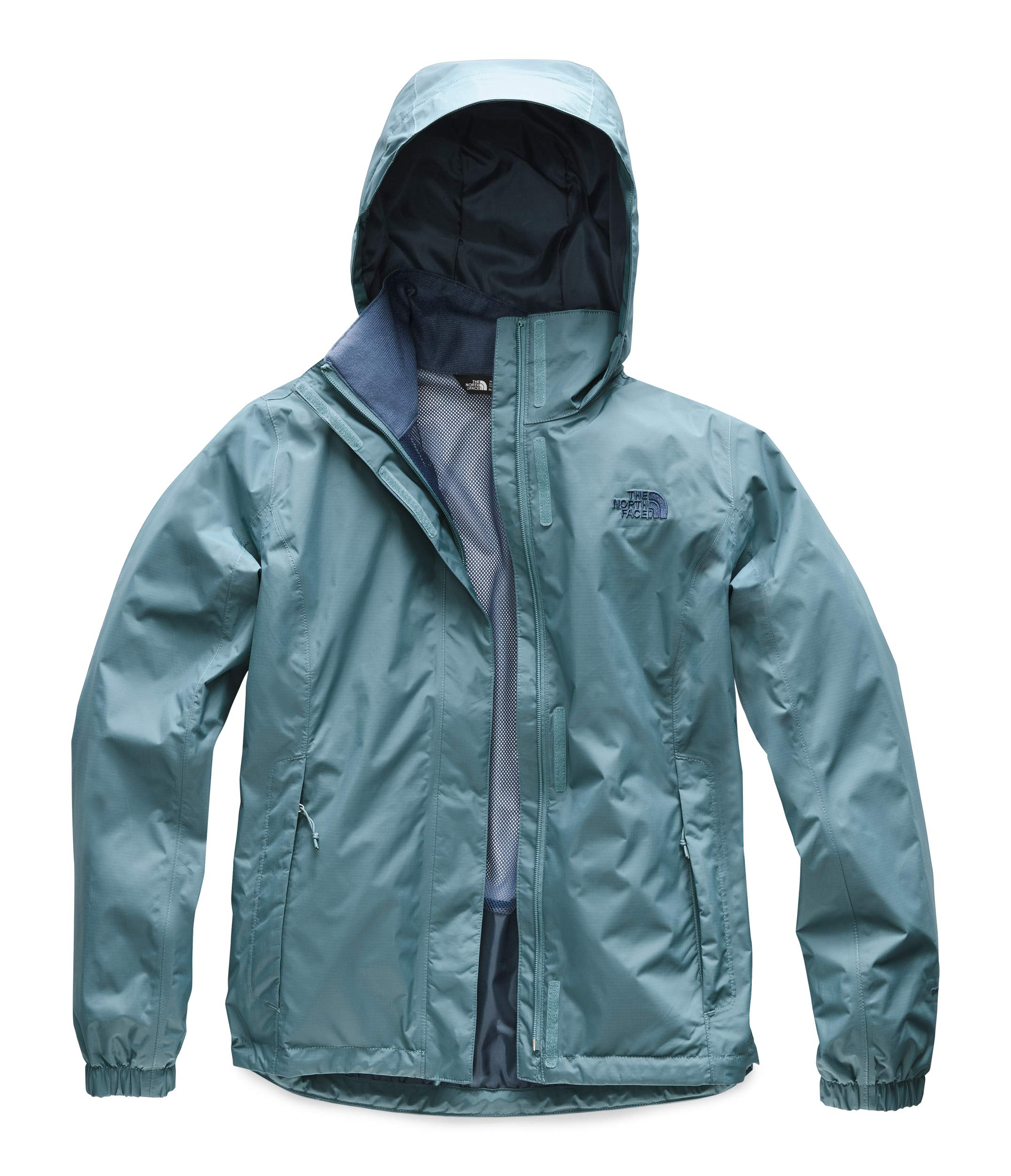 The North Face Women's Resolve 2 Jacket, Storm Blue, Size L by The North Face