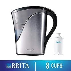 Brita Medium 8 Cup Water Filter Pitcher