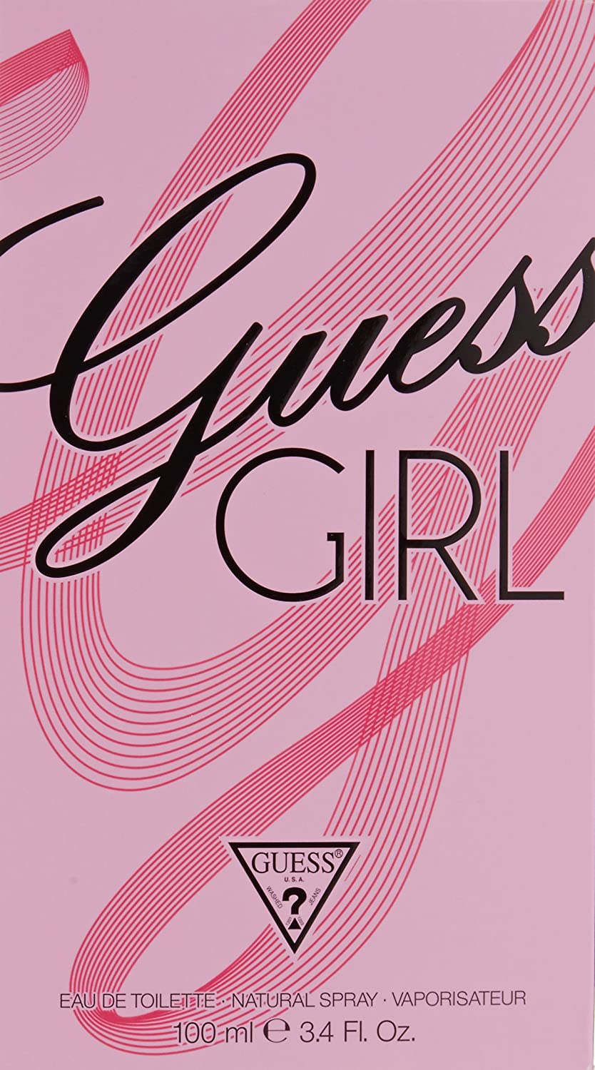 Buy Guess Eau De Toilette Girl 100ml Online At Low Prices In India Marciano Edp Women