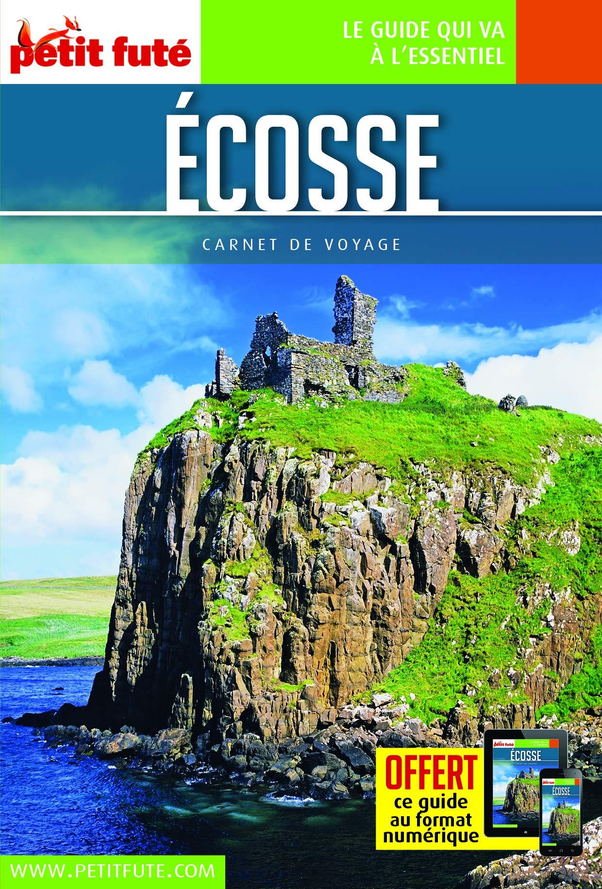 Ecosse Poche – 22 août 2018 Petit Futé B07BYWVLXX Europe Guides étrangers