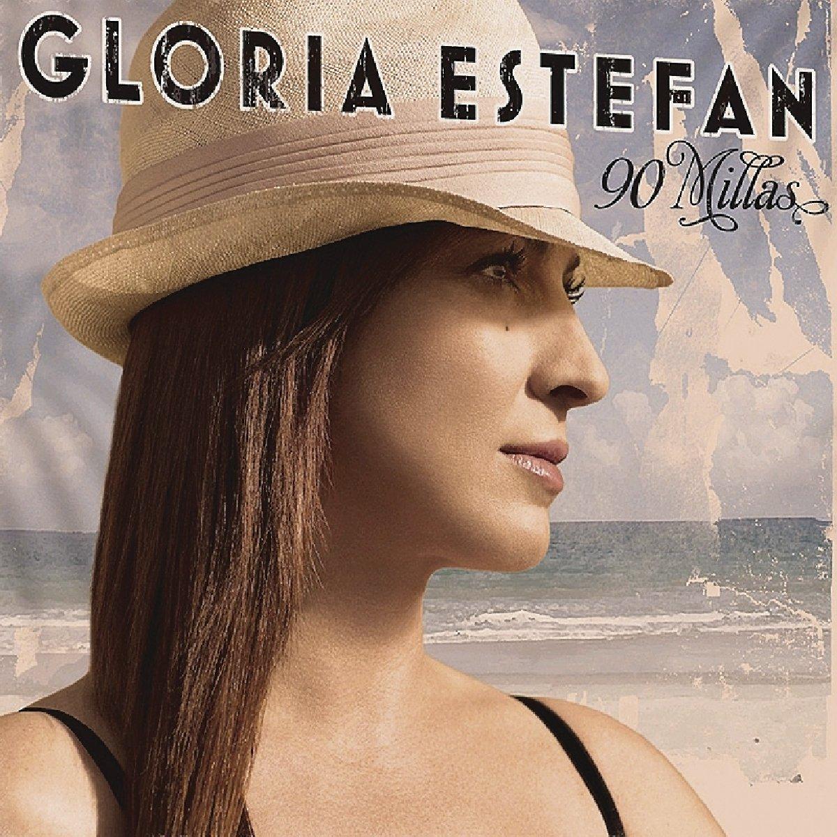 CD : Gloria Estefan - 90 Millas + 2 (Bonus Tracks, Holland - Import)