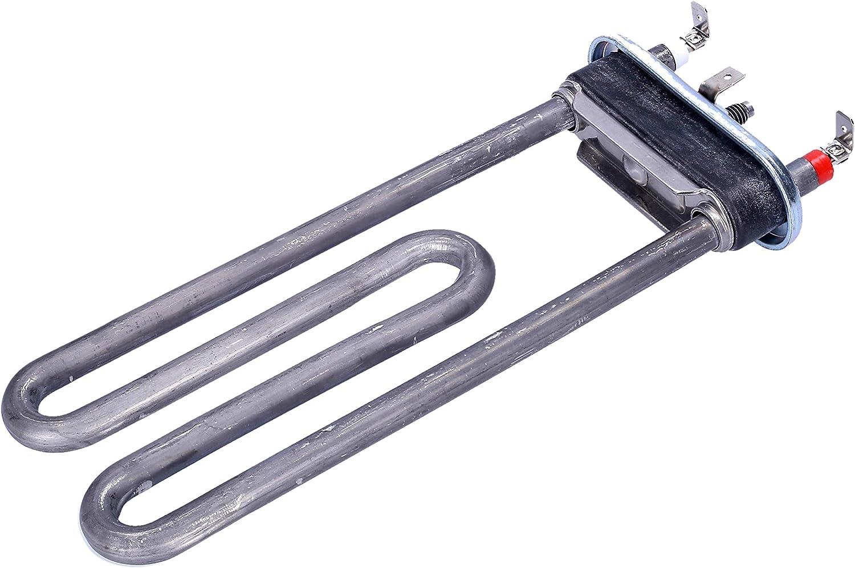 Wessper 1900W - Calentador de lavadora para LG WD-80306SP