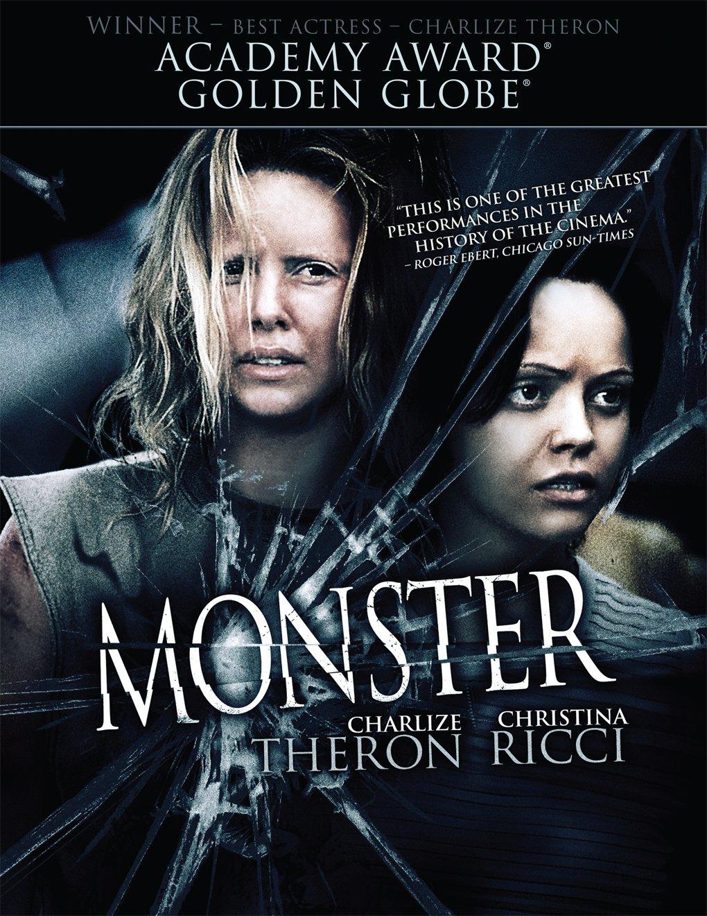 Amazon Com Monster 2003 Charlize Theron Christina Ricci