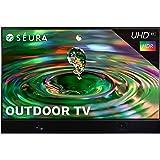Seura Shade Series 2 43-inch Weatherproof 4K Ultra HD Outdoor TV with Soundbar (2nd Gen)