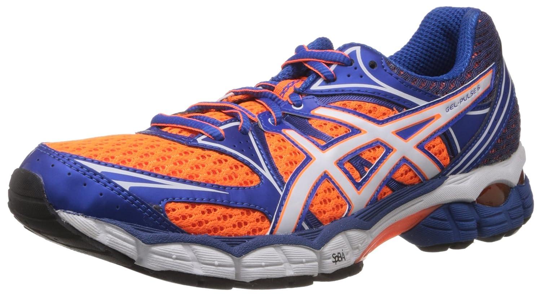 ASICS - Gel Pulse blanche et 6 - 19840 Chaussures de course en maille blanche et orange pour homme 13 UK 49a9c46 - smartchef.website