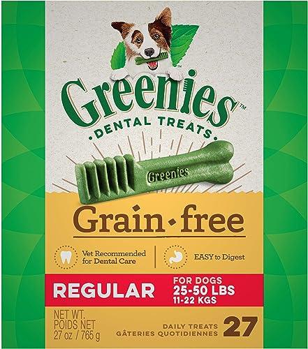 GREENIES-Grain-Free-Natural-Dental-Dog-Treats-Regular-(25-50-lb.-dogs)