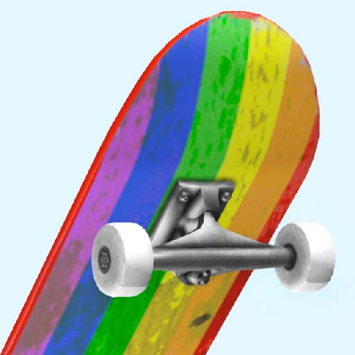 Real Skateboard - Epic Skate Simulator with huge Skate Park (Trick Ski Handle)