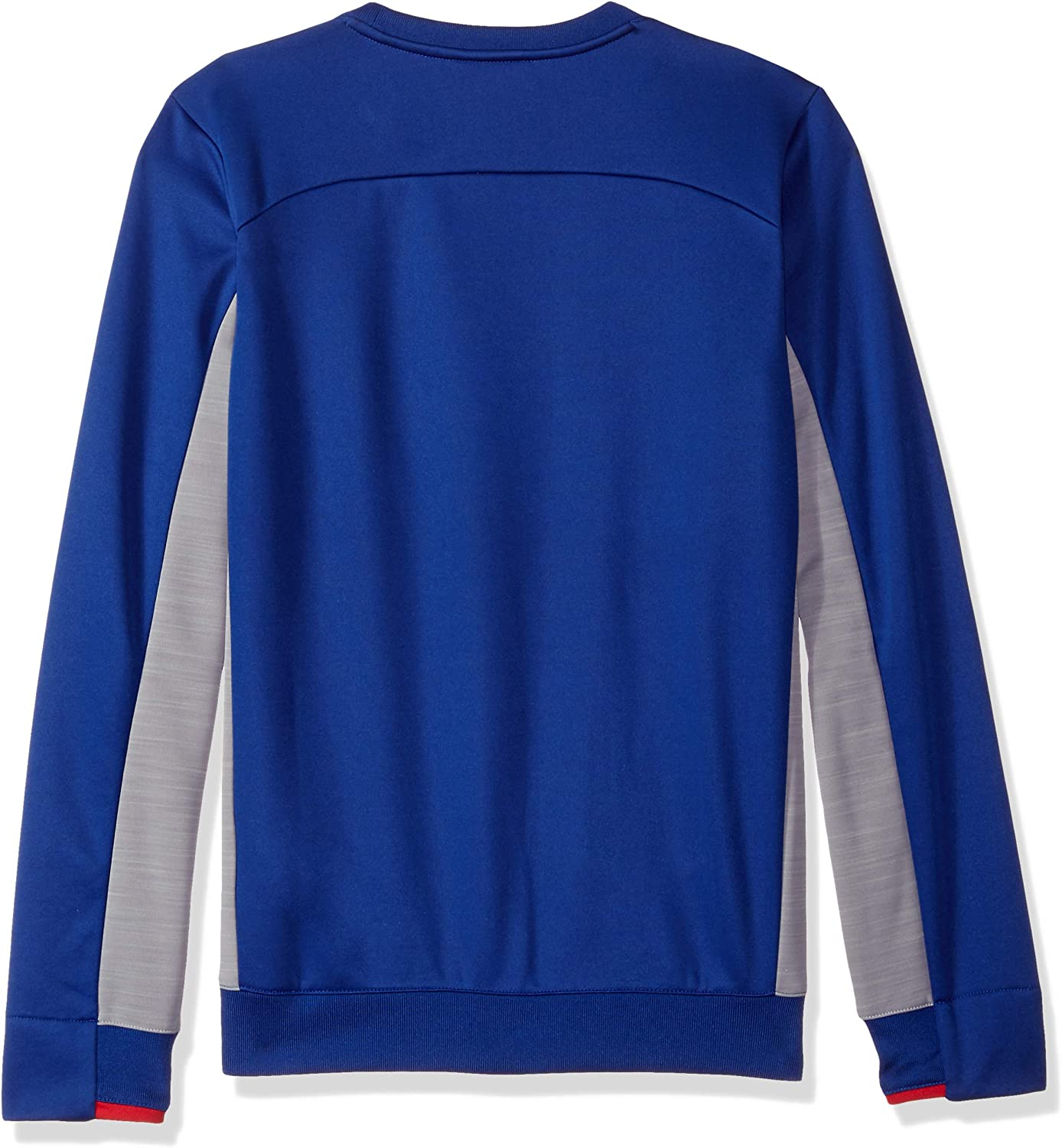 18 Youth X-Large Blue NBA by Outerstuff NBA Youth Boys Philadelphia 76ers Lay-up Long Sleeve Performance Pullover