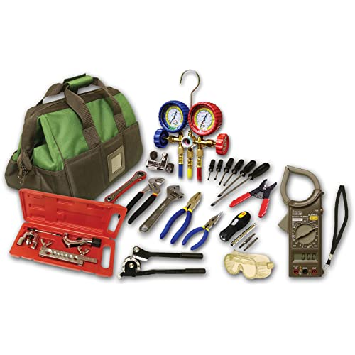 elenco hvac technician master tool kit # tk-8500 - hand tool sets ...