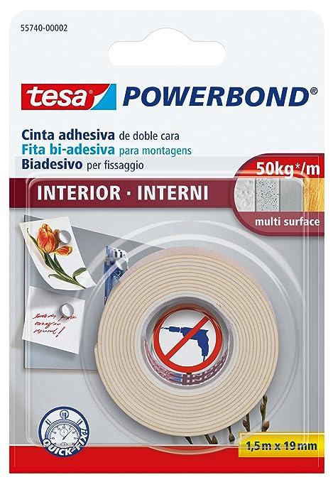 Amazon.com: Tesa 344831 objetos pequeños de doble cara cinta ...
