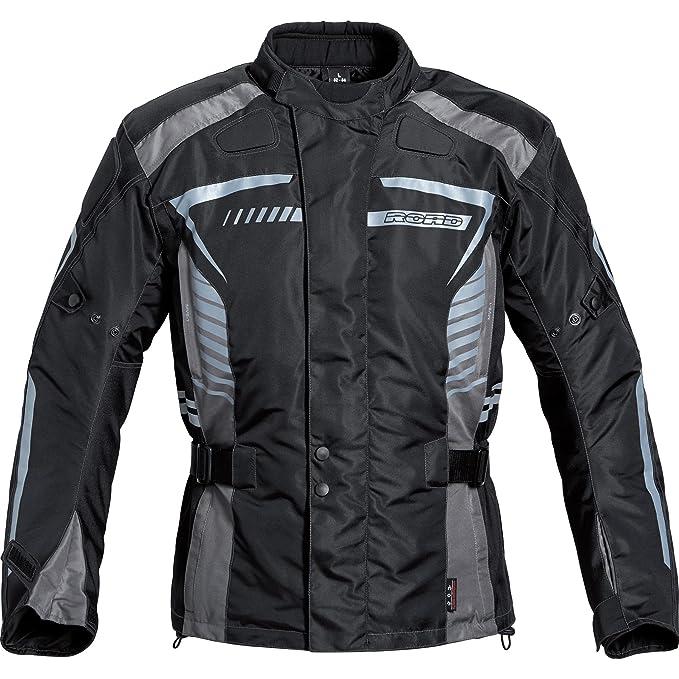 Road Chaqueta de la Motocicleta Tour Textiljacke 3.0 Schwarz XXL: Amazon.es: Ropa y accesorios