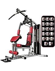 Sportstech HGX100 Multiestación musculación Premium 45en1 Sirve para innumerables Posibilidades de Entrenamiento. Máquina de Pesas