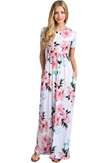 b38bfd98ec34 Vanilla Bay Signature Racerback Maxi Dress at Amazon Women's ...