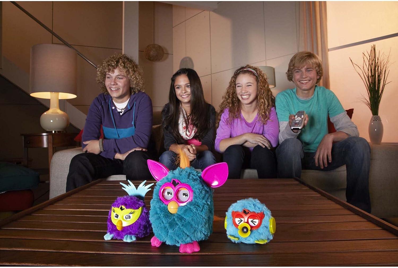 Furby Party Rockers twittby Spielzeug (blau) Blau