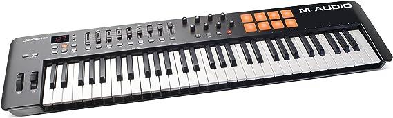 M-Audio Oxygen 61 MKIV Keyboard