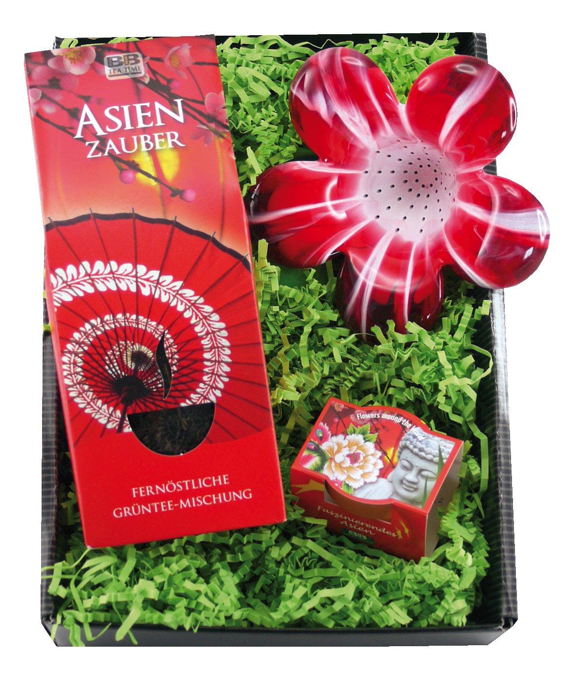 Amazoncom Tee Geschenk Set Asien Zauber Grocery