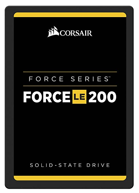 Corsair CSSD-F480GBLE200B Force Series LE200 SSD SATA 6Gbps 480GB Internal Solid State Drives Internal Solid State Drives at amazon
