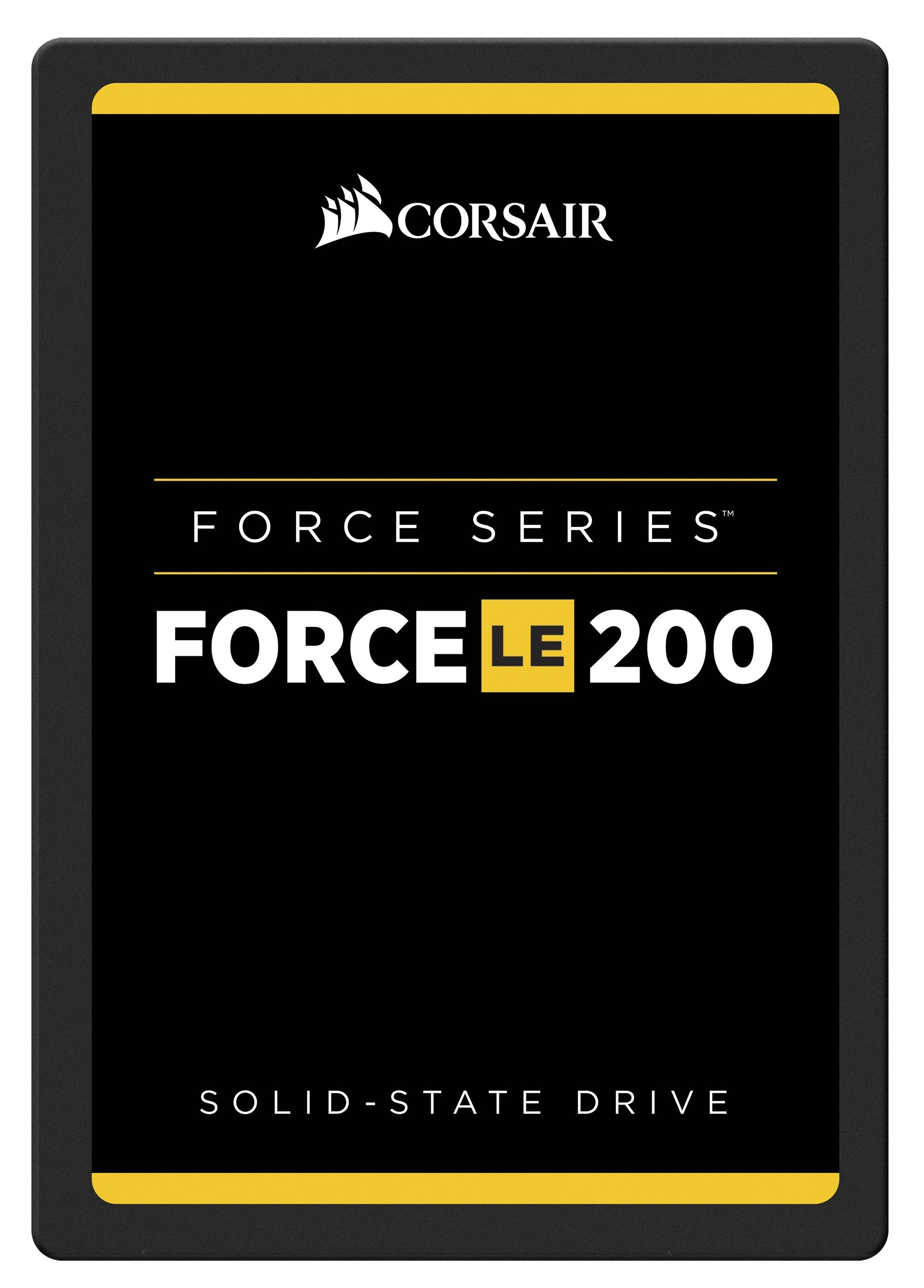 Corsair Memory Only Corsair Force Series LE200 SSD, SATA 6Gbps 120GB 2.5 inches CSSD-F120GBLE200B by Corsair (Image #2)