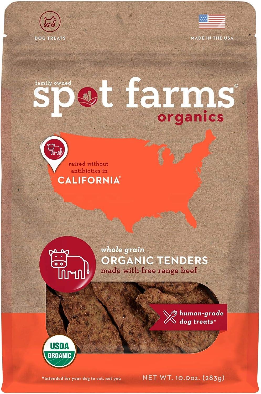 Spot Farms Organic Beef Tenders