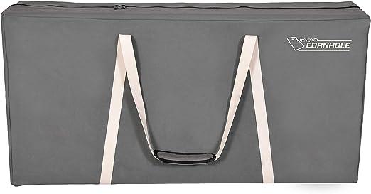 Amazon.com : GoSports Canvas Cornhole Carrying Case - PRO Grade 4