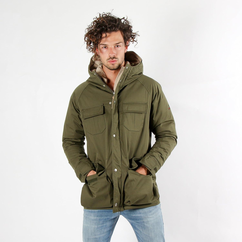 Jacket for men HOLUBAR 18M051 OLIVE B07FSL5V3B