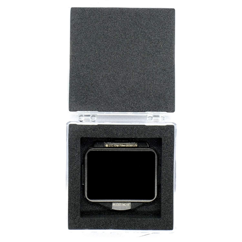 para c/ámaras Sony de Marco Completo STC Filtro de Clip de Densidad Neutra ND16 1.2