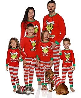 ac9ec8dc2e Amazon.com  Naughty-Nice 2 Sided Family Christmas Holiday Matching ...