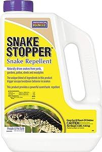 Bonide Products INC 916132 875 Snake Stopper, 4-Pound, 4 lb