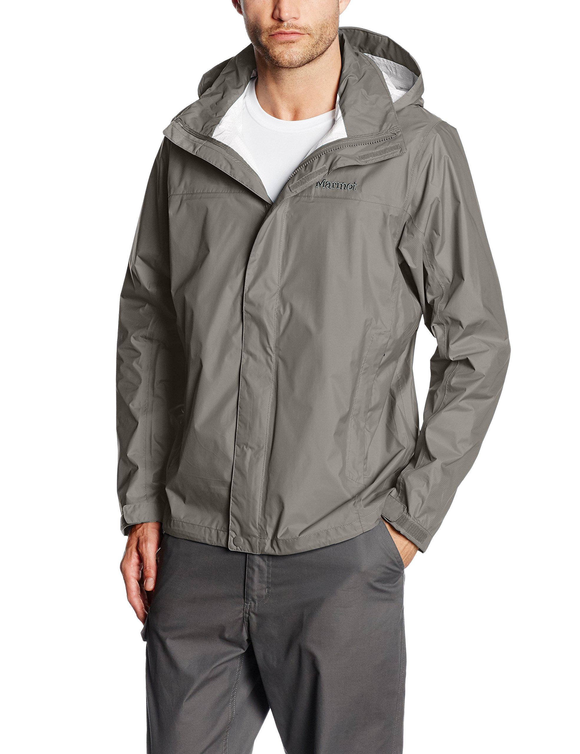 Marmot Men's PreCip Jacket Cinder XX-Large