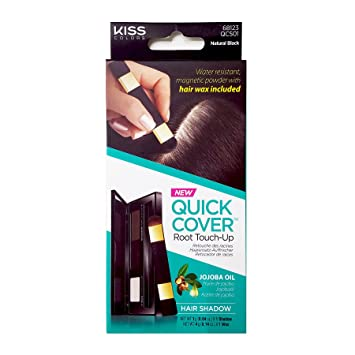 Amazon.com: Kiss Quick Cover Root Touch Up Hair Shadow 68123 QCS01 ...