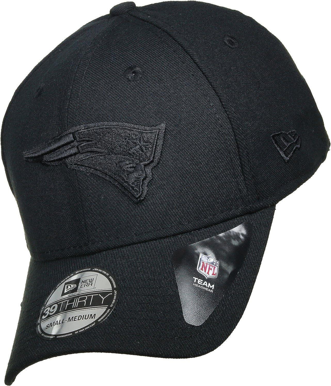 New Era New England Patriots 39thirty Cap Bob Team Poly