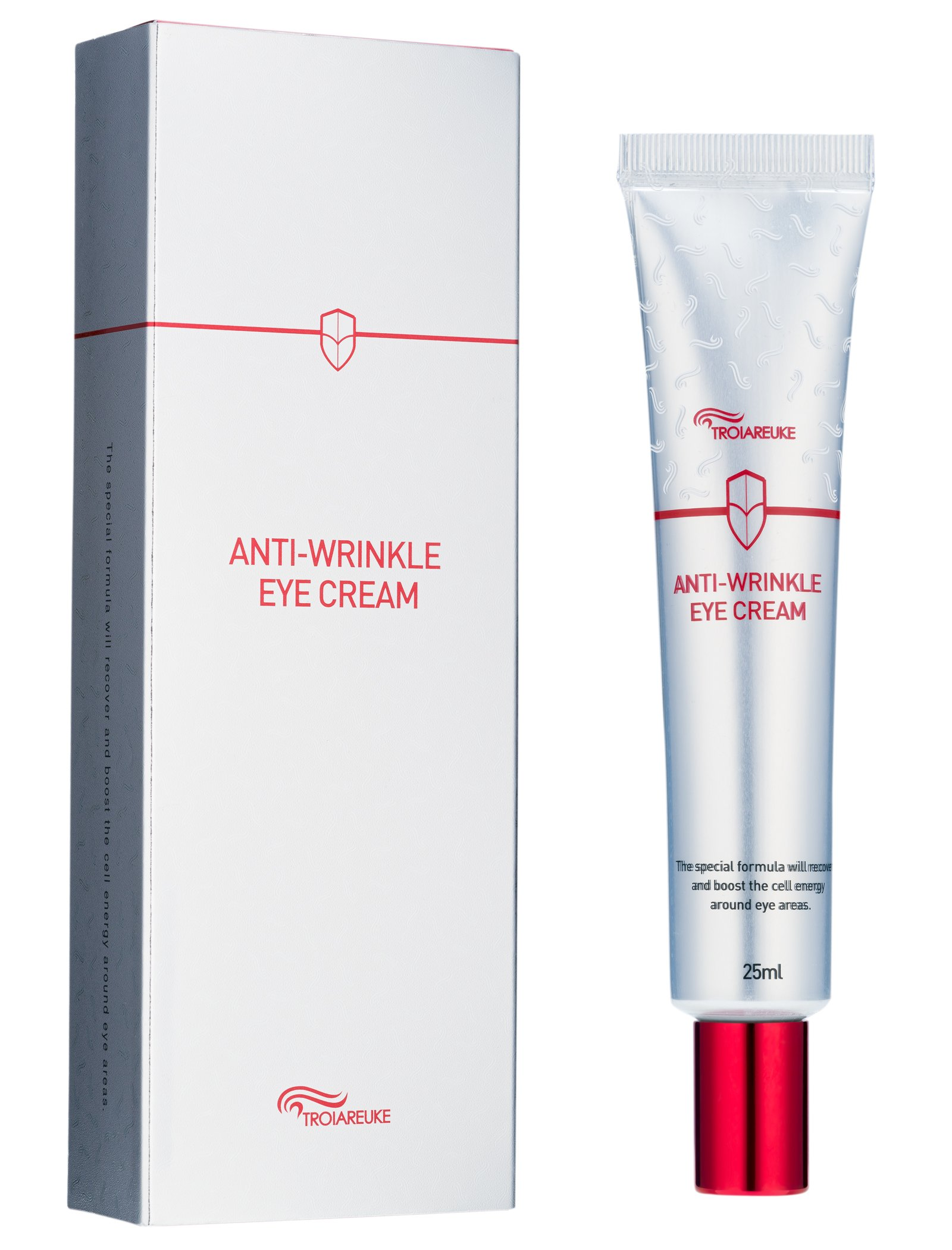 [TROIAREUKE] Anti- Wrinkle Eye Cream 25ml / peptide cream, wrinkle care, dark circle